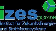 izes logo