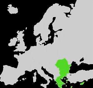 Southeastern REB countries